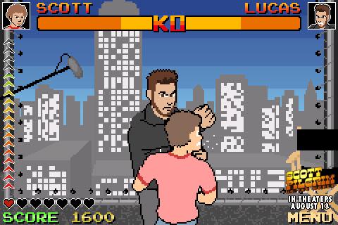 Screenshot Pilgrim's Punch-Out