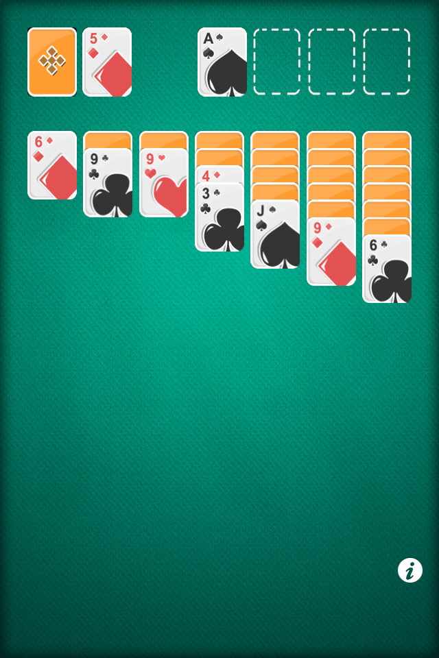 Screenshot Solitaire++ Free